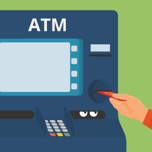 Каким атакам подвергается банкомат