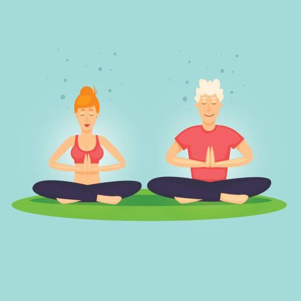 Оздоровление с помощью йогатерапии