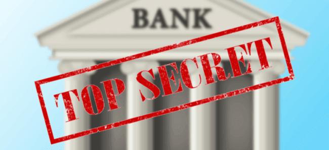 Тайны, которые скрывает банк