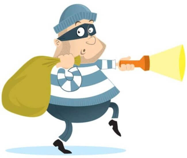 В поисках украденного