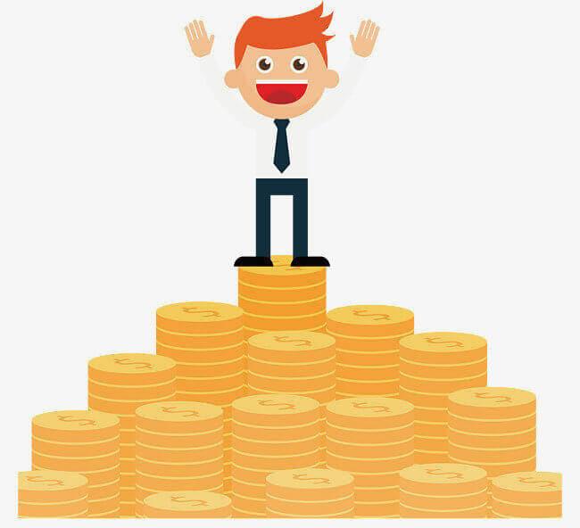 Успех заключается в количестве денег