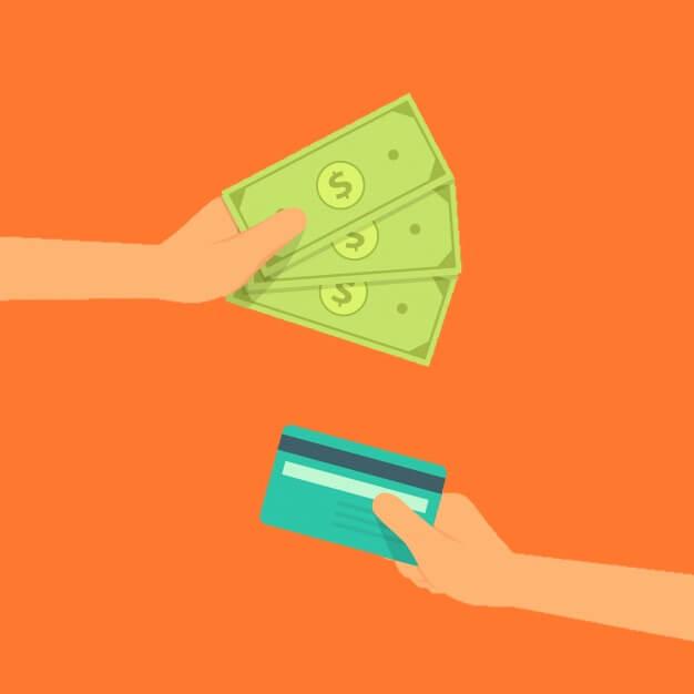 Пополнение банковской картой Cбербанка