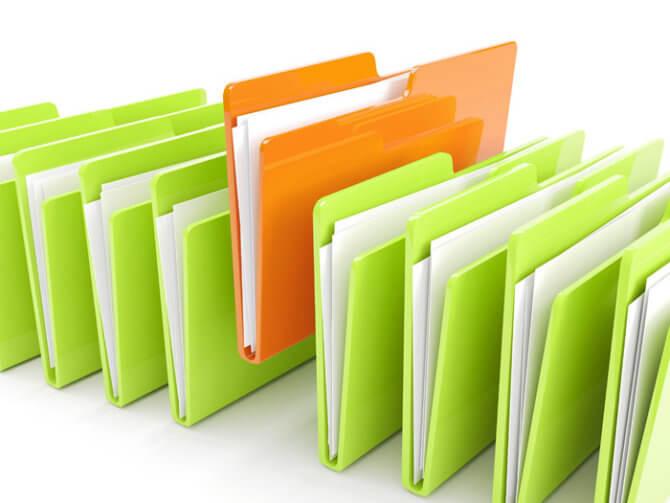 Минимально необходимые документы