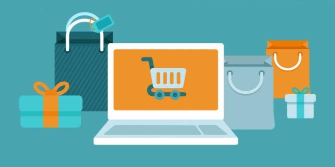 Обналичивать через покупки в интернете