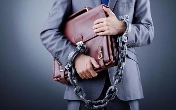 Ответственность за незаконные методы обналички