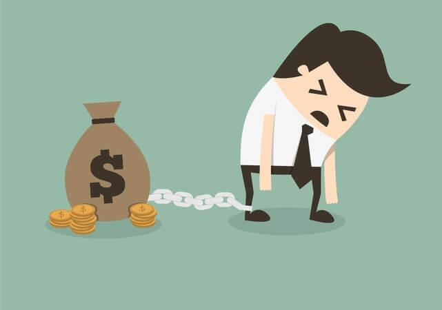 Штрафы и пени за несвоевременное погашение долга