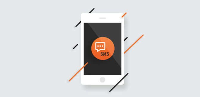 Деактивация с помощью СМС сообщения