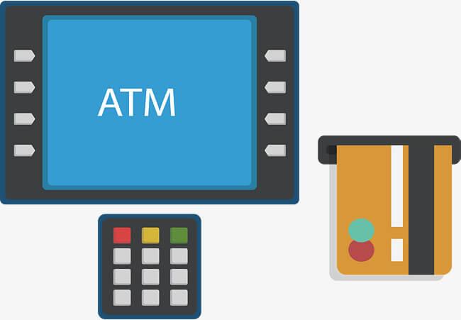Просмотр баланса в банкомате