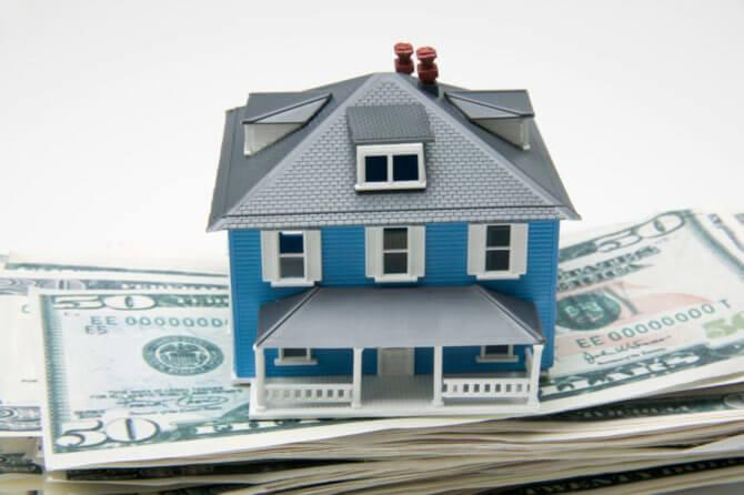 Ипотека под залог имеющейся жилья