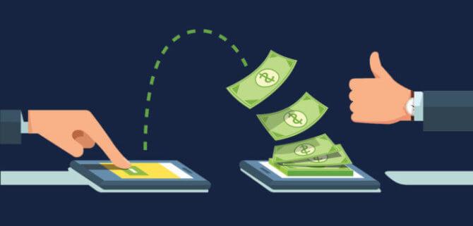 Как переводить деньги на зарплатную карту