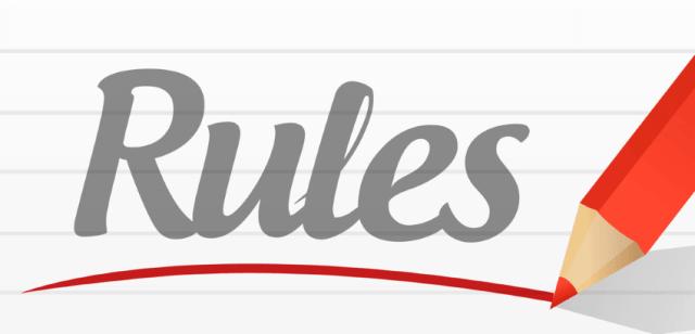 Правила использования карты