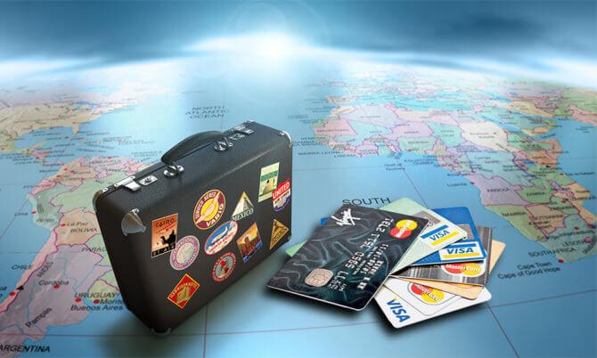 В каких странах лучше использовать Visa или Mastercard
