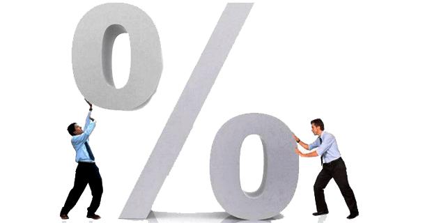 Как рассчитать получаемые проценты