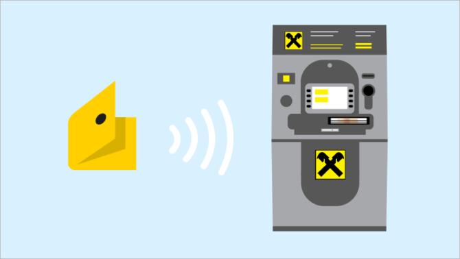 Как перекинуть средства с помощью банкомата