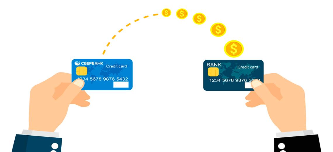 Не могу перевести деньги с карты сбербанка на карту другого банка втб