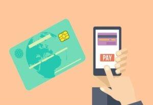 Смартфон с бесконтактным платежом или банковская карта?