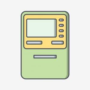 Получить выписку через банкомат