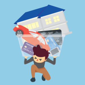 Продажа жилья вместе с долгом