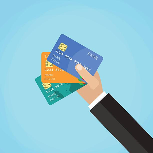 Выбор банковской карты