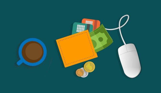Преимущества онлайн банка