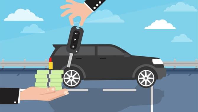 Найти покупателя готового купить кредитный автомобиль