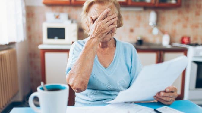 Почему банки неохотно кредитуют пенсионеров