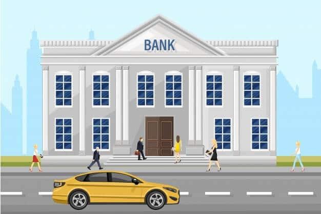 Посетить ближайшее отделение банка