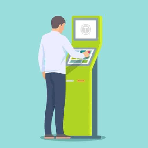 Терминал или банкомат