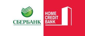 заплатить Хоум Кредит через Сбербанк Онлайн