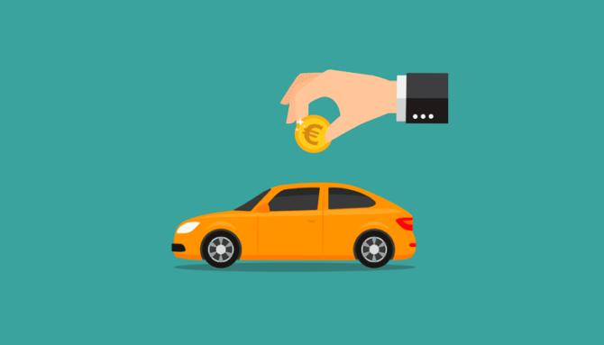 Стандартный кредит на машину