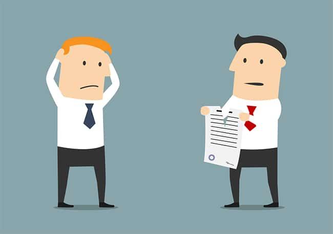 Расторгнуть договор с микрофинансовой организацией