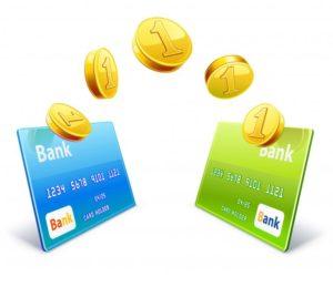 перевести денежные средства на карточку Сбербанка