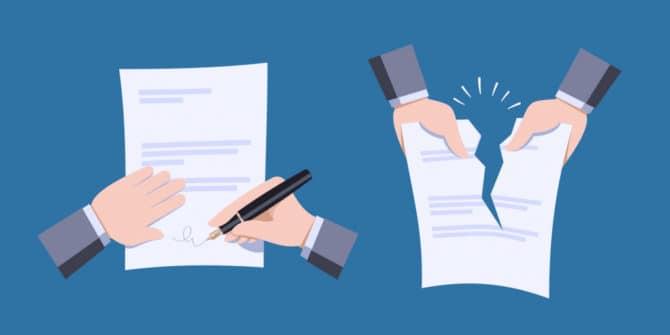 Как правильно расторгнуть договор страхования и какие могут быть последствия