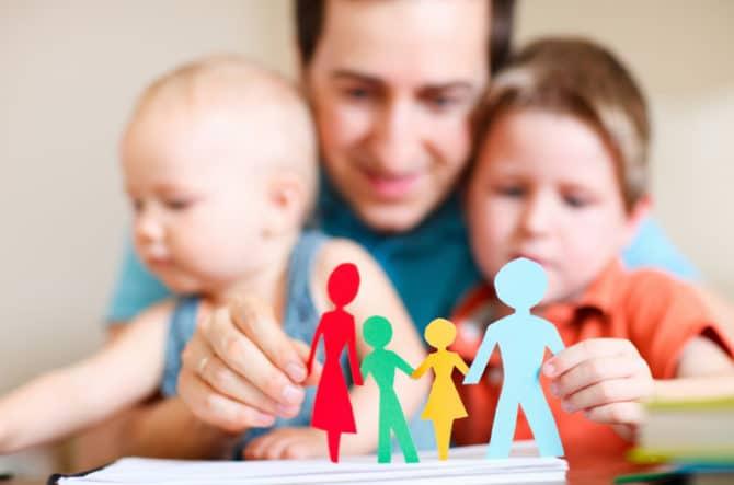 Функция управления родителями