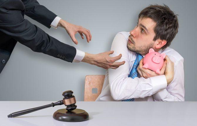 Возврат долгов с физических лиц без расписки