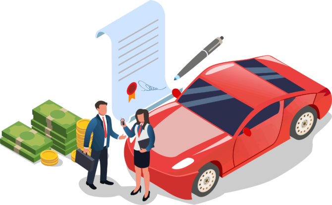 Дополнительные параметры при выборе автокредита или потребительского кредита