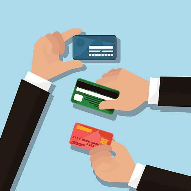 Вы слишком часто пользуетесь кредитной картой